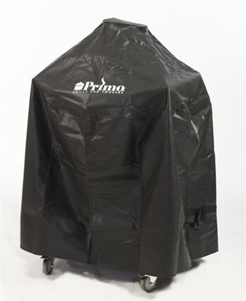Primo PRM422 Grill Cover for Oval XL 400 with Counter Top Table