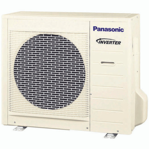 Panasonic CU-5E36QBU-5 36,000 BTU 3 Ton Configurable Five-Zone Mini Split Air Conditioner System with Heat Pump