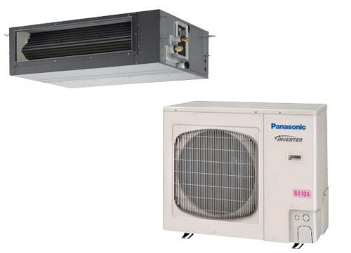 Panasonic 36PEF2U6 31200 BTU Concealed Ceiling Unit Mini Split Air Conditioner