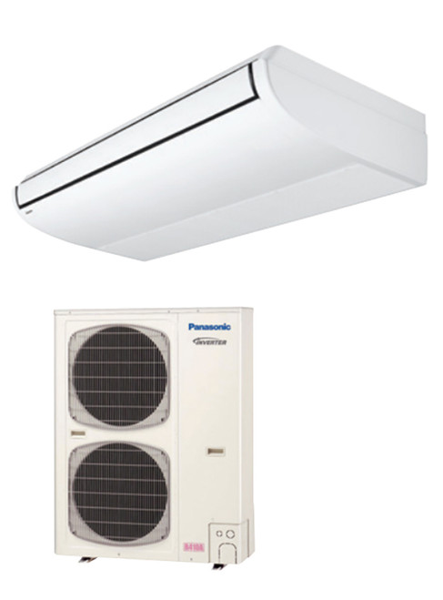 Panasonic 42PET2U6 39000 BTU Suspended Ceiling Single Zone Mini Split System