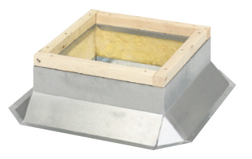 S & P Roof Mounting Curb - Restaurant Style