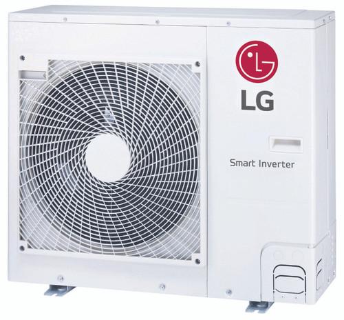 LG LMU300HHV 30,000 BTU Configurable Quad-Zone Multi F LGRed Mini-Split Air Conditioner Heat Pump - Energy Star