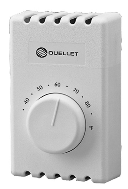 Ouellet OTL102F Wall Mount Mechanical Line Voltage Thermostat