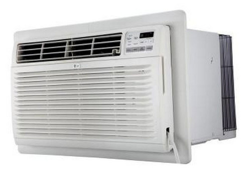 LG LT1037HNR 10000 BTU Cooling, Through the Wall Air Conditioner With Heat - 208/230 Volts
