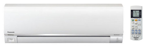 Panasonic CS-E9RKUAW 9000 BTU Wall Unit with EcoNavi