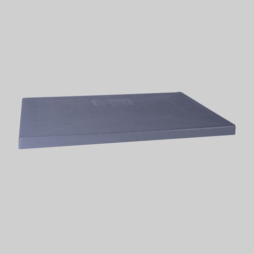 "THS Polypropylene Condenser Pad 36"" x 36"" x 3"" for Condensers"