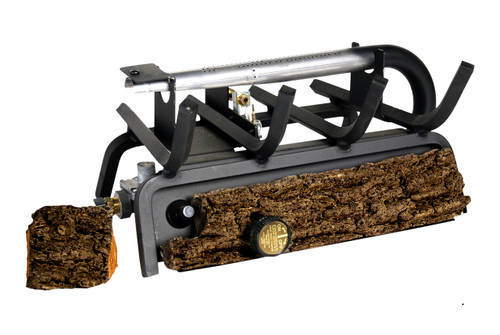 RH Peterson Real-Fyre G8E16/20/2412P Vent Free Remote On/Off Burner - Liquid Propane