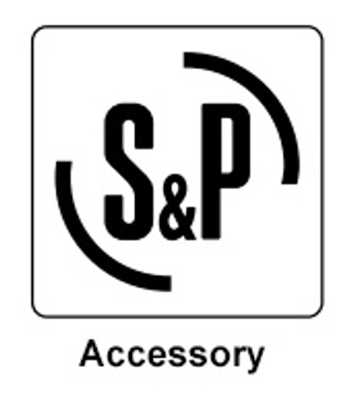 S & P 400555 Wall Mount Adaptor for STXD/STXB Size 6 - 10