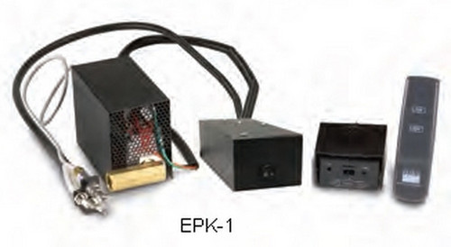 RH Peterson EPK-1P Electronic Ignition Kit with On Off Remote - Liquid Propane