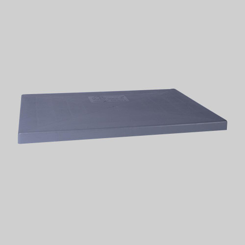 "THS Polypropylene Condenser Pad 18"" x 38"" x 3"" for Mini Split Condensers"