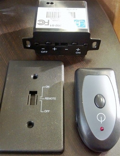 Superior KIT-RC-G-FIRE Simple ON/OFF Remote Control