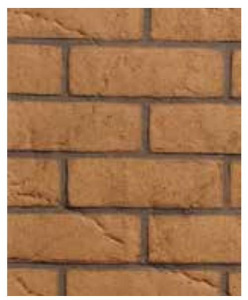 Superior MBLK35B Buff Stacked Brick, Ceramic Brick Liner Kit