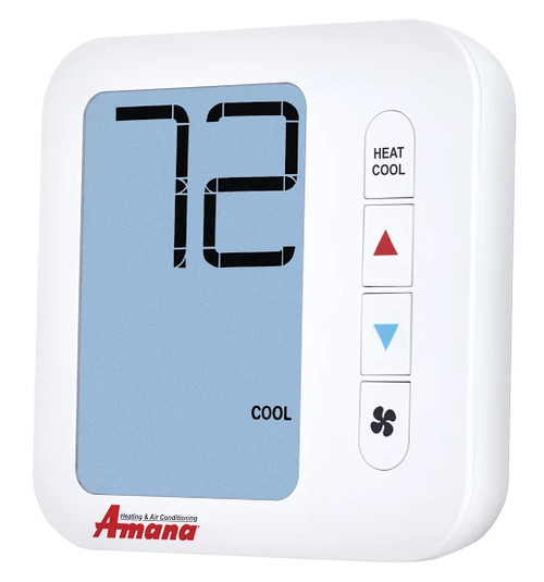 Amana PHWT-A200 2 Stage Programmable/Manual Thermostat