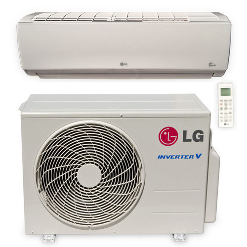 LG LS090HSV5 9000 BTU High Efficiency Single Zone Mini Split System with Built-In WiFi