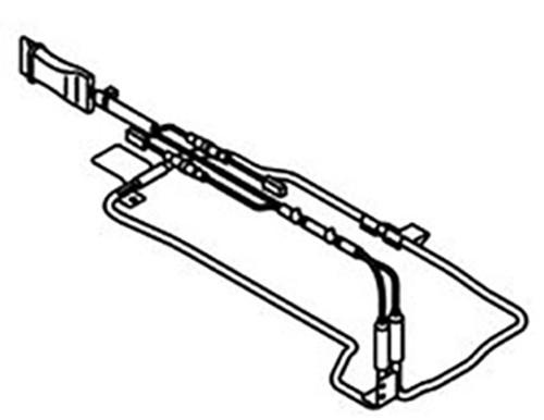 Daikin KEH041A42 Drain Pan Heater