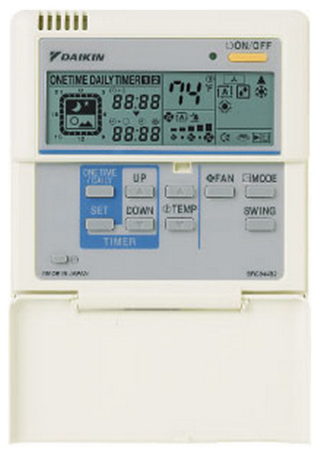 Daikin BRC944B2-A08 Wired Thermostat with Cable and Interface