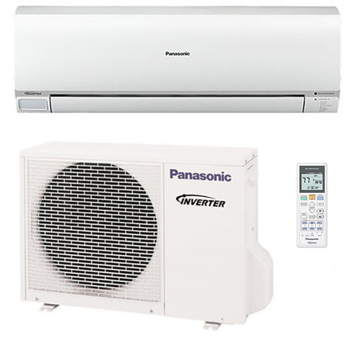 Panasonic XE12SKUA1 11500 BTU Exterios Series Single Zone Mini Split System