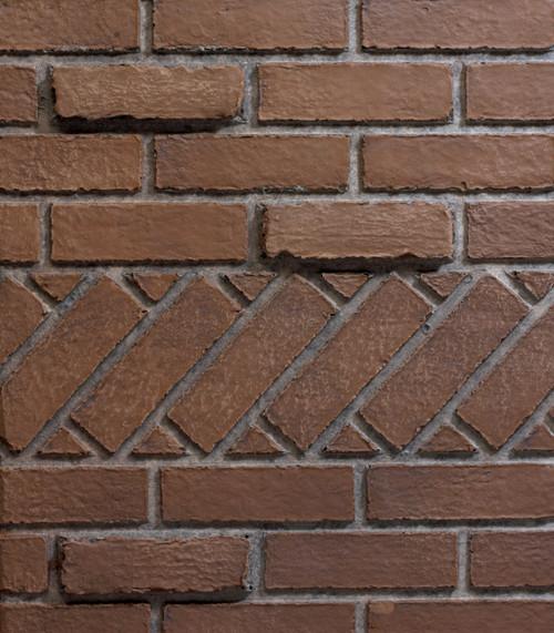 White Mountain Hearth VBP36SE Banded Brick, Ceramic Fiber Firebox Liner