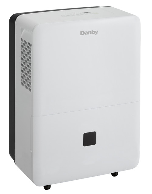 Danby DDR050BDWDB 50 Pint Energy Star Portable Dehumidifier