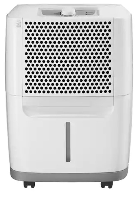 Frigidaire FAD301NWD 30 Pint Portable Dehumidifier - Energy Star