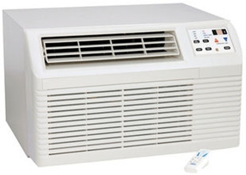 Amana PBE093G35CC 9100 BTU 9.7 CEER, 9.8 EER Thru-the-Wall Air Conditioner with Electric Heat - 208/230V