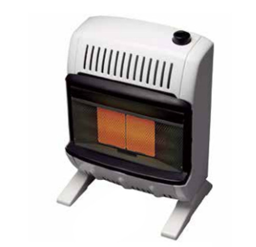 Heatstar HSSVFR10LPT 10000 BTU Vent Free Radiant Heater with Thermostat - Liquid Propane