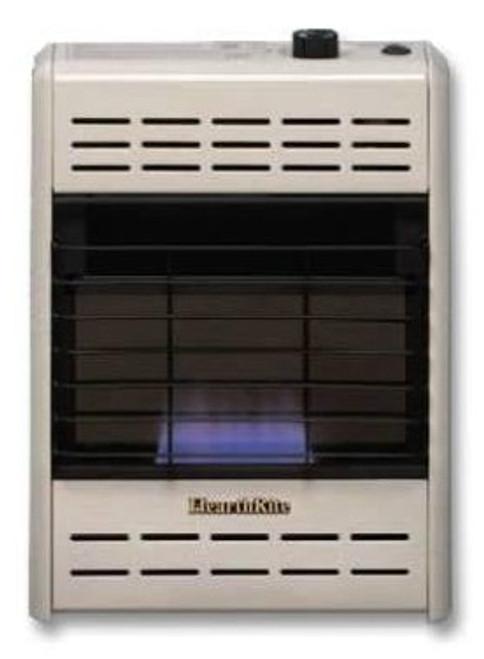 HearthRite HB10M 10000 BTU Blue Flame Vent Free Gas Heater