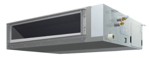 Daikin FDMQ12RVJU 12000 BTU Class Ducted Concealed Indoor Unit - Heat and Cool
