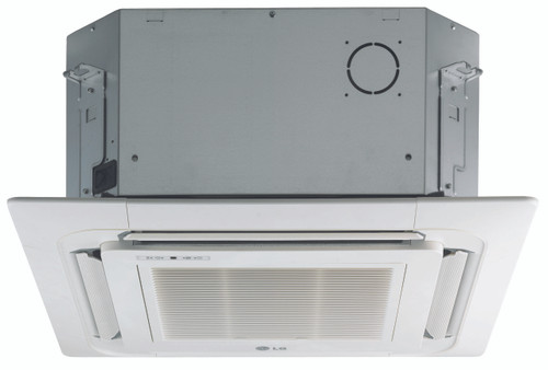 LG LMCN078HV 7000 BTU Four Way Ceiling Cassette Indoor Unit