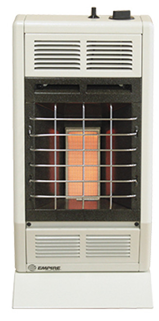 Empire Comfort Systems SR-10W Vent-Free 10000 BTU Gas Heater with Manual Control