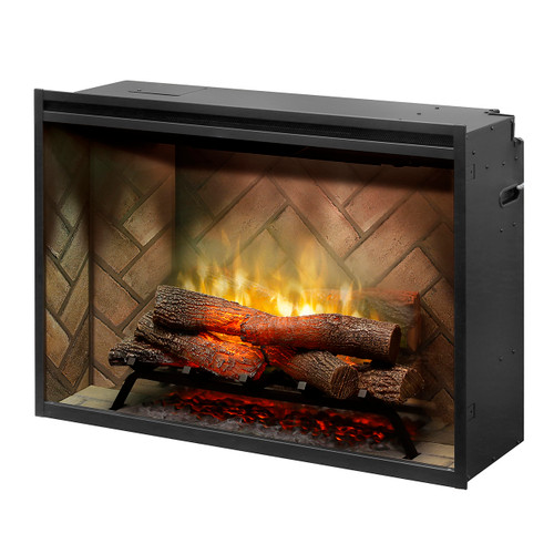 "Dimplex RBF36 Revillusion 36"" Built-In Electric Firebox"