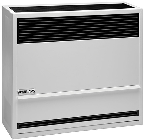 Williams Furnace Company 140382 14,000 BTU Gravity Direct Vent Wall Furnace