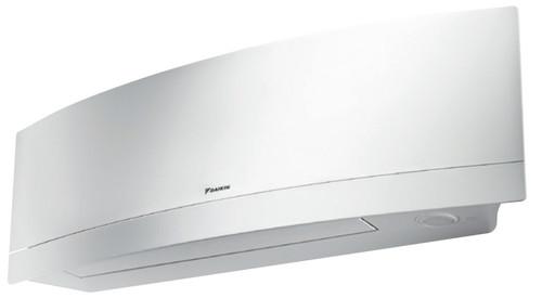 Daikin FTXR09TVJUW 9000 BTU Emura Indoor Wall Unit - Heat and Cool - White