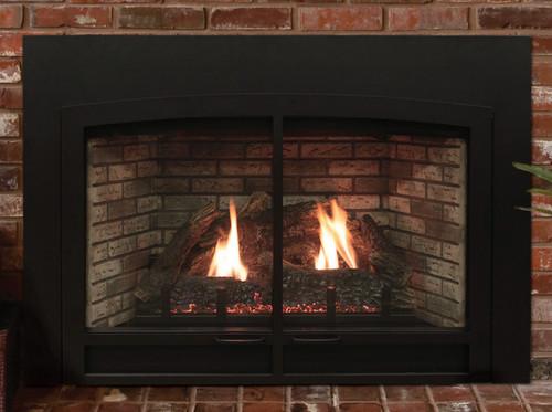 White Mountain Hearth DVC20IN31 Innsbrook Direct Vent Fireplace Insert with Millivolt Burner