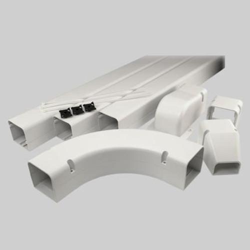 "SpeediChannel 230-IKC3 3"" Basic Installation Kit"