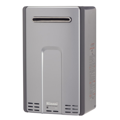 Rinnai RL75e High Efficiency Plus Tankless Hot Water Heater for Outdoor Installation