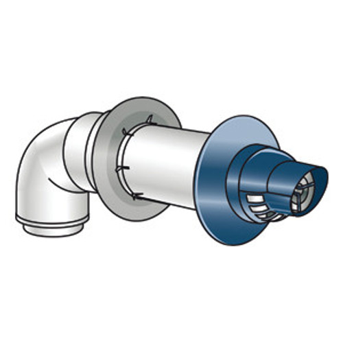 "Rinnai 223181 11.5"" Horizontal Termination Kit"
