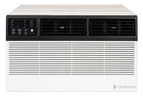 Friedrich UET12A33A 12000 BTU Uni-Fit Thru-the-Wall Air Conditioner, 10600 BTU Electric Heat - 230 Volt