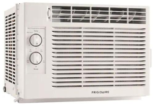 Frigidaire FFRA051ZA1 5,000 BTU Window Unit Room Air Conditioner, Manual Control