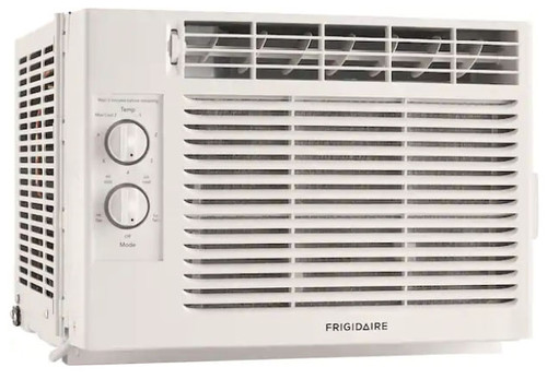 Frigidaire FFRA051ZA1 5,000 BTU Window Unit Room Air Conditioner, Manual Control