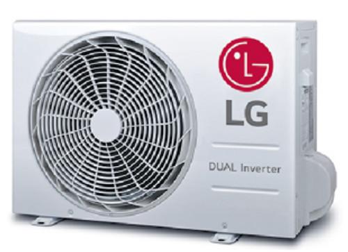 LG LSU090HEV2 9000 BTU Mega Series Outdoor Unit