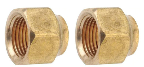 """THS 1/4"""" Flare Nuts -Set of 2"""