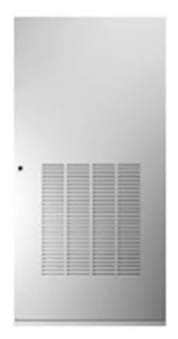 Amana AVLWP01A-L Access/Return Air Louvered Wall Panel for Vertical Terminal Air Conditioner Systems (VTACs)