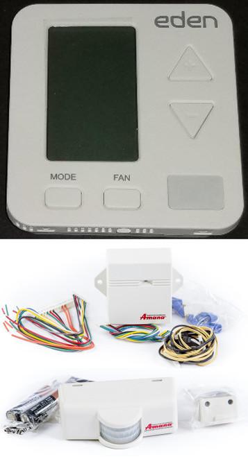 Amana GT01G-DS01G-DD01E GenericTenna RF Antenna, DigiDoor Occupancy Sensor and DigiStat Thermostat Kit