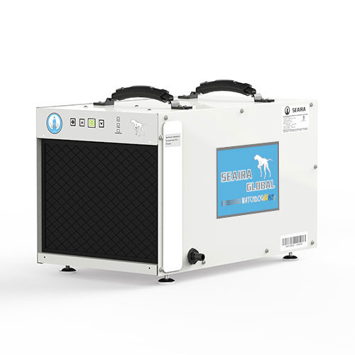 Seaira WatchDog NXT85C 85 Pints Per Day Crawl Space Dehumidifier with Integrated Condensate Pump