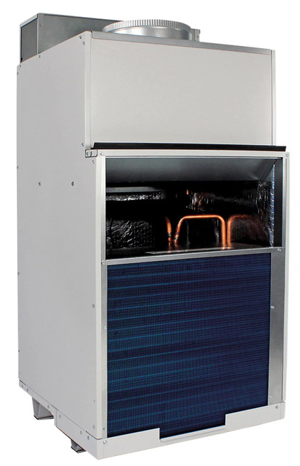 Amana AVH244G10AXXX 24000 BTU Class Large Chassis Commercial Vertical Terminal Air Conditioner with Heat Pump (VTAC) - 265 Volt; 60 Amp