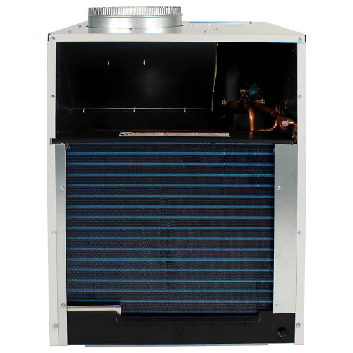 Amana AVH124H35AXXX 12000 BTU Commercial Vertical Terminal Air Conditioner with Heat Pump (VTAC) - 265 Volt; 20 Amp