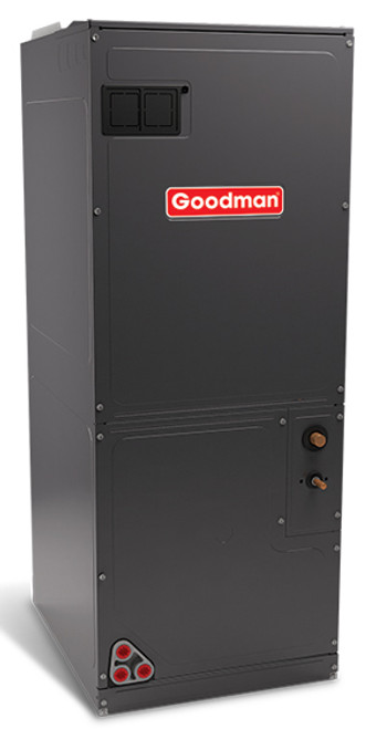 Goodman AVPTC59C14 4 Ton High Efficiency Variable Speed ECM Multi-Position Air Handler with ComfortBridge and Installed TXV