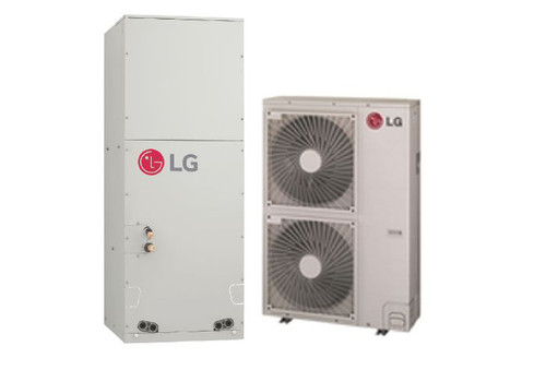 LG LV361HV4 36000 BTU 3 Ton Single Zone Mini-Split System with Multi-Position Air Handler - Heat and Cool - Energy Star
