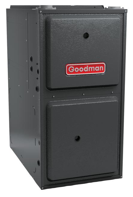 Goodman GMVC961205DN 120000 BTU, 96% AFUE Two-Stage Gas Furnace